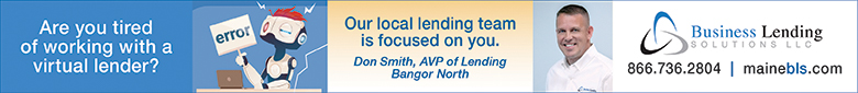 Contact Don Smith for Lending Solutions for Maine Businesses