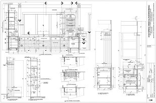 Maine Cabinetry Design And CAD Plans Architectural Woodworking Designs Drawings Cold Spring Interior