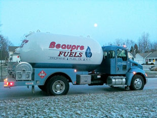 Beaupre Fuels, heating systems & equipment installations, residential & commercial, installation of propane heating systems & fireplaces, propane gas heating conversions