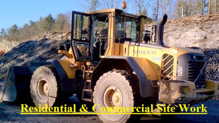 Chase Excavation, Falmouth Maine Residential & Commercial Excavation Contractor