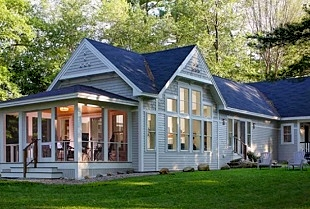 Coastal & Lakes Regions of Maine, Design Build General Contractor, Green, Energy Efficient Construction, Sustainable Homes