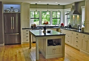 Greg Fitzpatrick Custom Home Builders, Coastal Maine Home & Cottage Builders