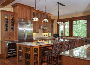 Heartwood Kitchen & Bath Center, Kitchen, Bath Cabinetry, Decorative Hardware,  Entertainment Center Cabinetry, Saco Maine