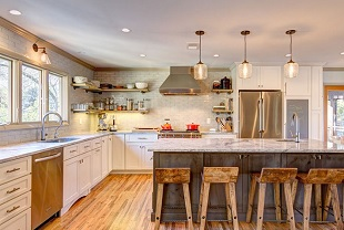 heartwood-saco-portland kitchen design - cabinetry millwork maine