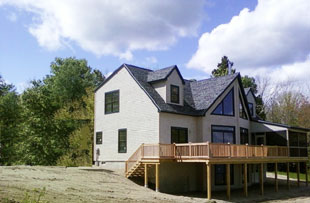 Highland Builders, home builder, remodeling, renovations contractor, Milbridge & Machias Maine