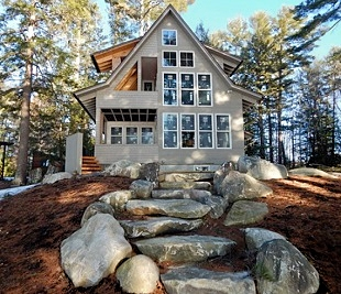 LakeHouse Design Build, Camden Maine Remodeling & Renovation Contractors, Decks, Porches, Kitchen Remodels
