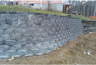 Morse Foundations, York County Maine, concrete slabs, patios, walkways and retaining walls