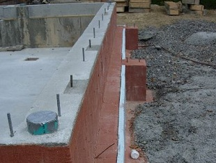 Commercial & Residential Concrete foundations, Pool Decks, Frost Walls, Slabs, Morse Foundations North Berwick Maine