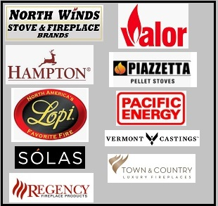 North Winds  Stove & Fireplaces, Wood stoves, pellet stoves, propane stoves, fireplaces and fireplace inserts, Maine Stove Dealers