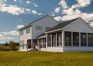 Peter B Rice Builder, New Home Builders Freeport, Cumberland, Falmouth, Cape Elizabeth, Maine