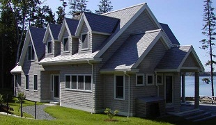 Ray Builders, New Homes, Cottages, Garages, Remodeling and Renovation Building Contractors, Ellsworth Maine