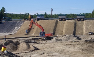 Sargent Corporation, Commercial Site Preparation, Excavation, Land and Site Excavating Contractors, State of Maine