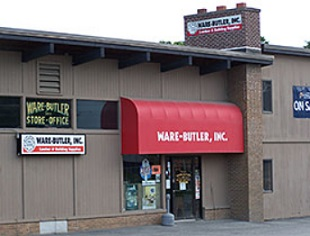 Ware Butler Livermore Falls Building Materials Maine