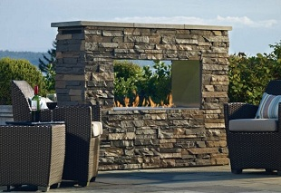 Custom fireplaces Southern maine