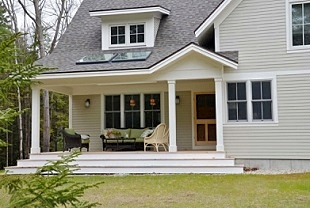 Greg Fitzpatrick Energy Efficient Maine Home Builders