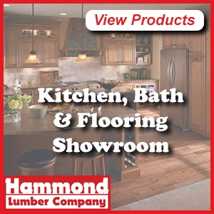 Kitchen & Bath Design, Planning, Decks & Railing, Flooring, Electrical Supplies